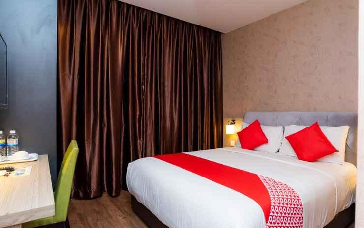 Hotel 101 Johor - Deluxe Queen Room
