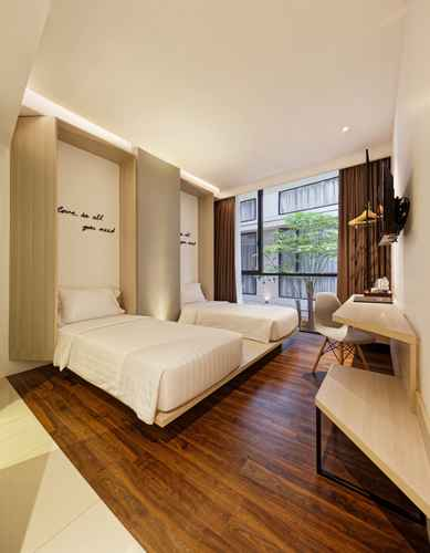 BEDROOM Delua Hotel Mangga Besar