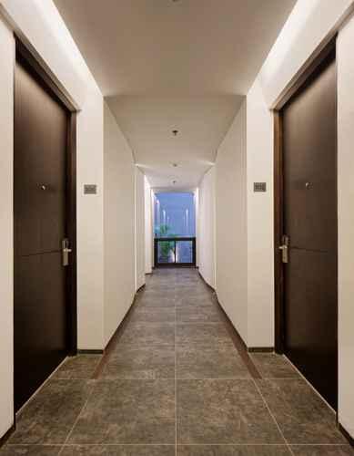 LOBBY Delua Hotel Mangga Besar