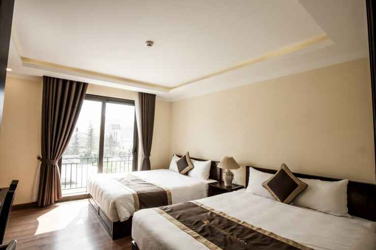 BEDROOM Ladybird Sapa Hotel