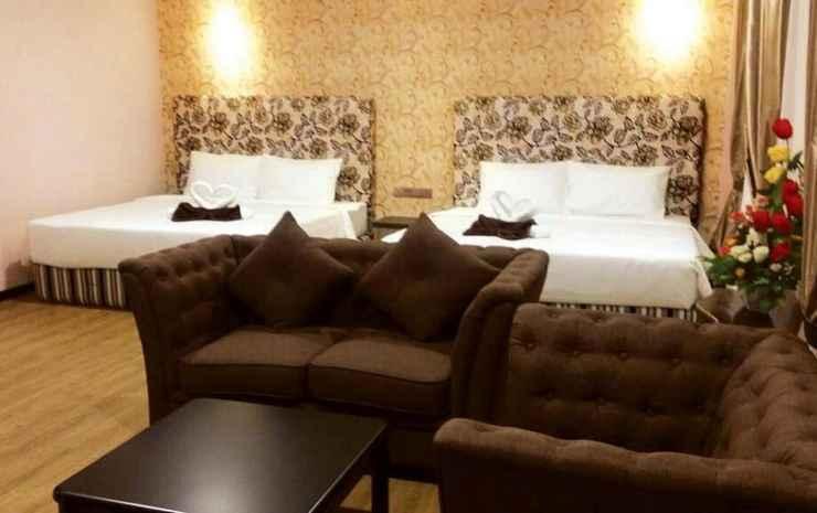 7 Heaven Boutique Hotel Johor - Family Heaven Suite