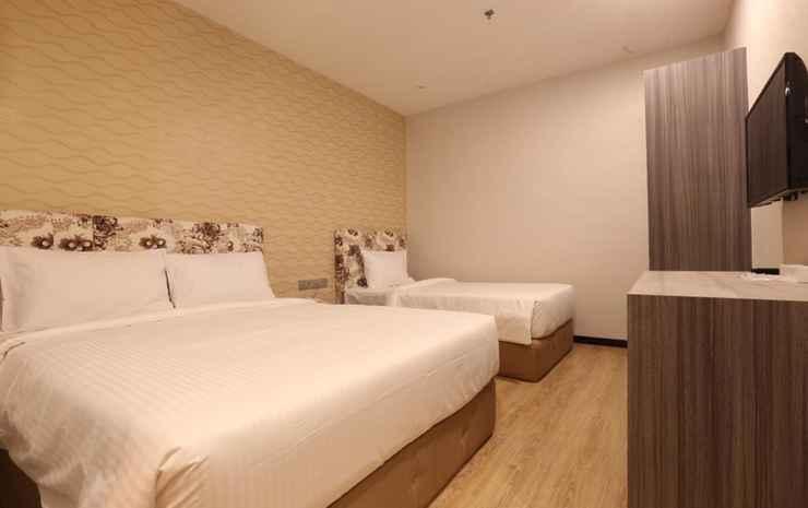 7 Heaven Boutique Hotel Johor - Superior Deluxe Room