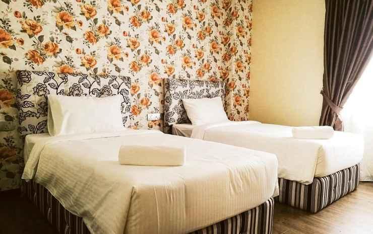 7 Heaven Boutique Hotel Johor - Deluxe Twin Room