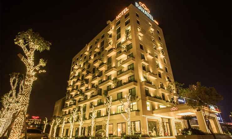 EXTERIOR_BUILDING Khách sạn Ravatel Inn