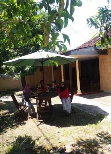 EXTERIOR_BUILDING Ndalem Diajeng Homestay