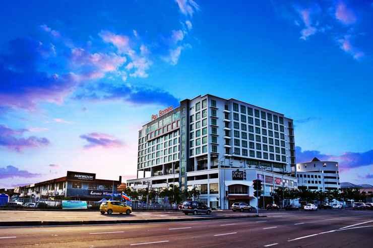 EXTERIOR_BUILDING Pan Borneo Hotel Kota Kinabalu