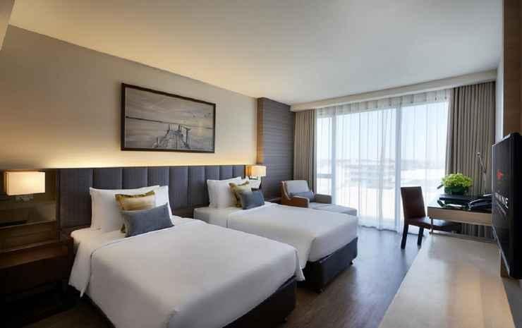 The Park Nine Hotel Suvarnabhumi Bangkok - Kamar Twin Deluks