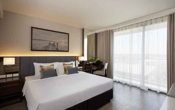 The Park Nine Hotel Suvarnabhumi Bangkok - Kamar Double Deluks