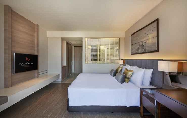 The Park Nine Hotel Suvarnabhumi Bangkok - Kamar Double Superior