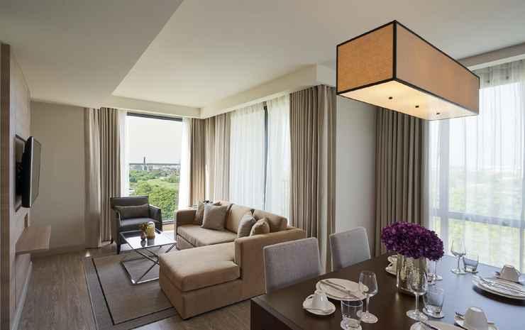 The Park Nine Hotel Suvarnabhumi Bangkok - 2 Bedroom Suite