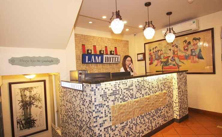 LOBBY Khách sạn Lâm