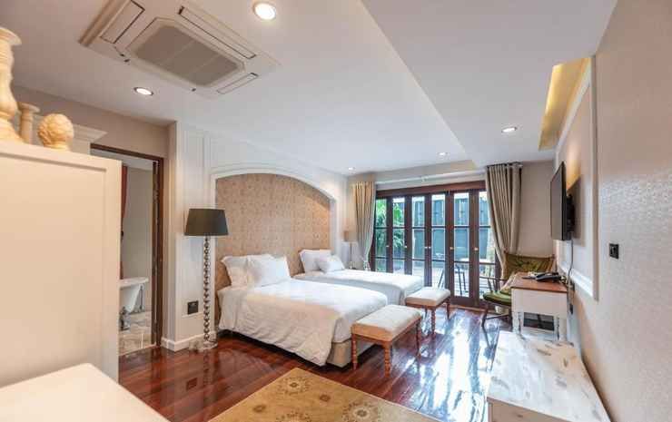 V Heritage Villa Chiang Mai  Chiang Mai - Deluxe Twin Bed - Room Only
