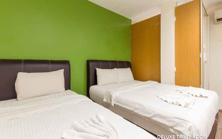 33 Star Hotel by The Sqwhere Kuala Lumpur - Superior Twin Room Only