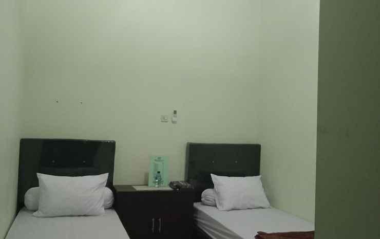 Homestay Mbok Dhe Borobudur Magelang - Standard Twin Bed