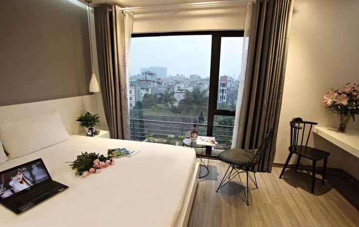 BEDROOM Khách sạn Hanoi Ping Luxury