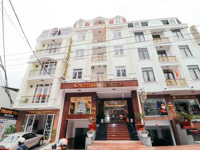 EXTERIOR_BUILDING Mai Hoang Hotel Dalat