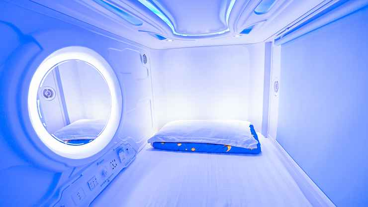 BEDROOM Spacepod@SG