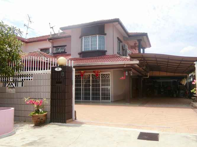 EXTERIOR_BUILDING Shuang Yang Sekinchan Homestay 7