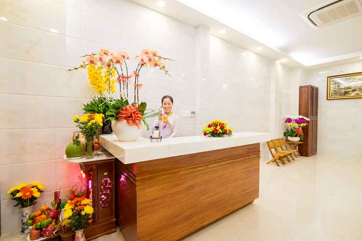 LOBBY Khách sạn Saigon Park