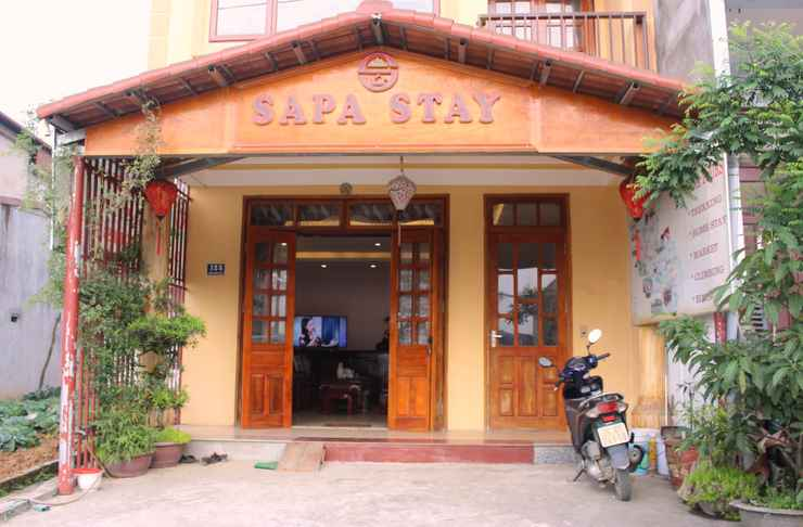 EXTERIOR_BUILDING Khách sạn Sapa Stay