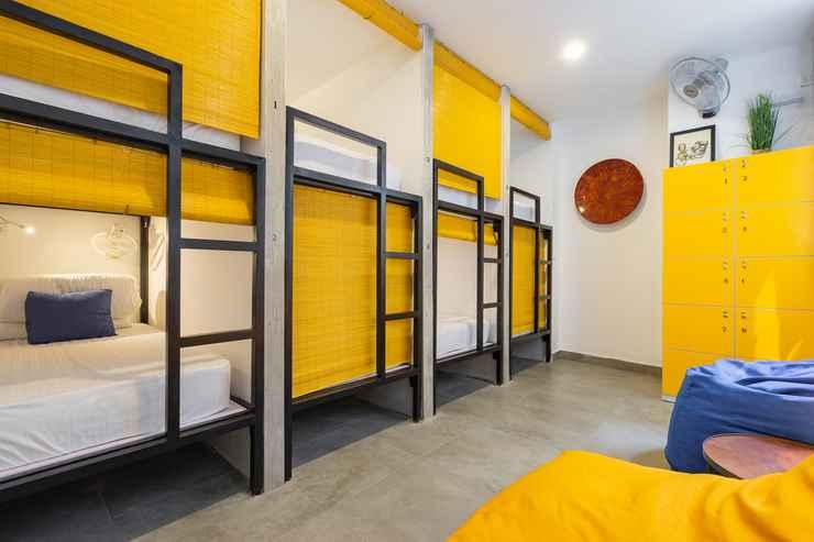 BEDROOM Backy Posh Hostel by Poshtel Vietnam