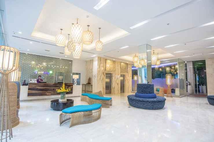 LOBBY Goldberry Lite Hotel Iloilo