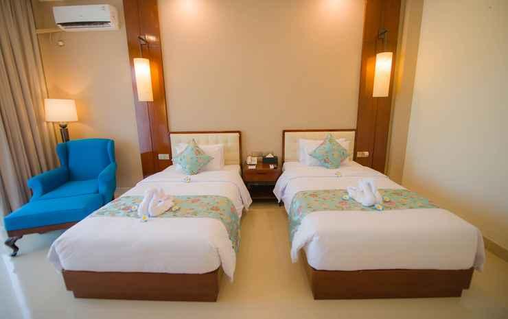 NDC Resort & Spa Manado - Garden View Deluxe Twin Room