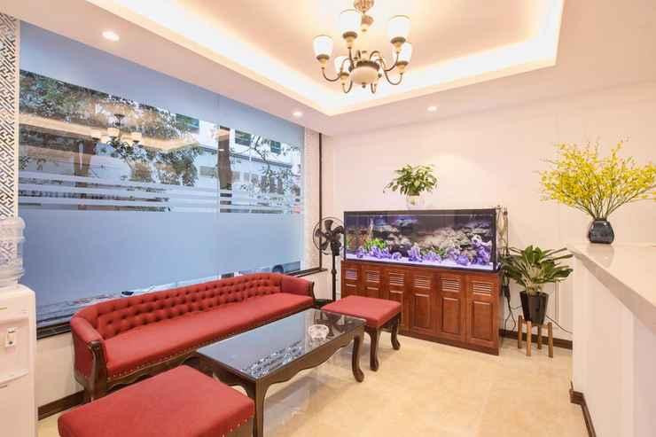 LOBBY Khách sạn Dinh Ami Hà Nội
