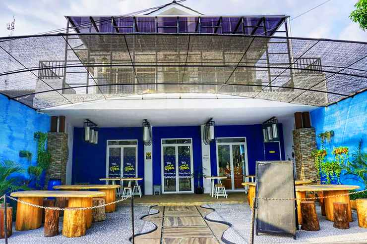 EXTERIOR_BUILDING Oase Hostel Dormitory