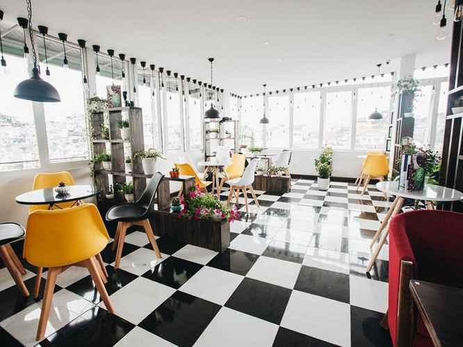 BAR_CAFE_LOUNGE Minh Phu Hotel Dalat