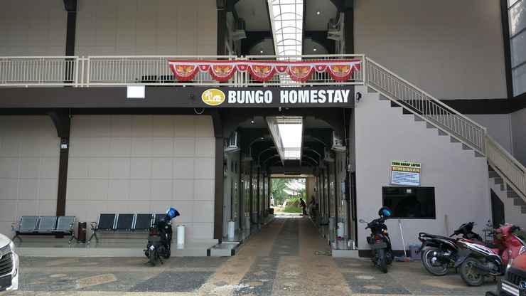 LOBBY Bungo Homestay Muara Bungo