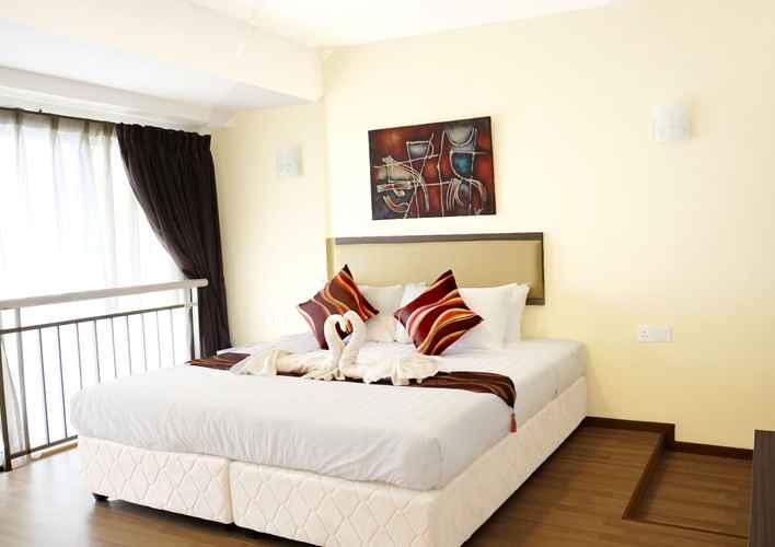 BEDROOM Gloria Swiss Apartment Melaka