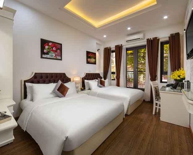 BEDROOM Khách sạn Trang Trang Luxury