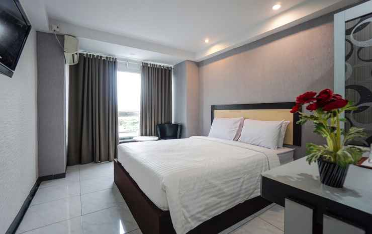 Capital O 3433 Hotel Plaza Manado - Suite Double