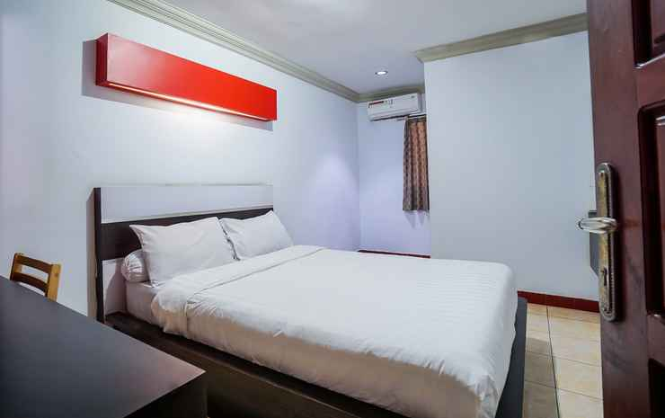 Capital O 3433 Hotel Plaza Manado - Deluxe Double