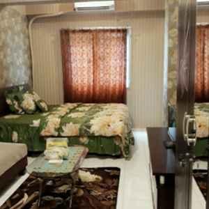 Apartemen City park by Pelangi Nusantara  Room
