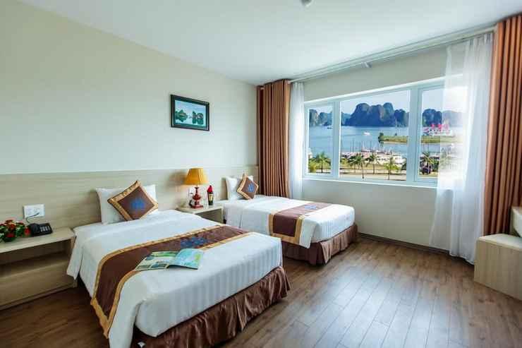 BEDROOM Khách sạn Halong Harbour
