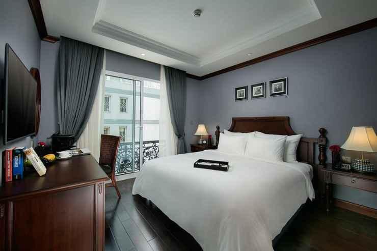 BEDROOM Khách sạn Hà Nội La Siesta Central Hotel & Spa