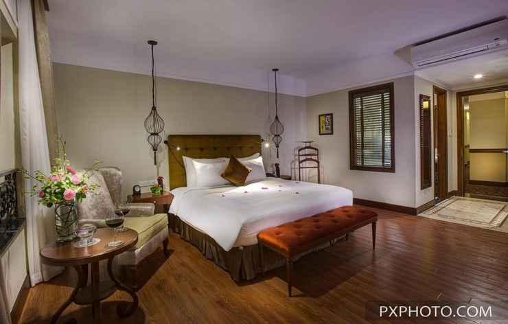 BEDROOM Khách Sạn La Siesta Classic Ma May