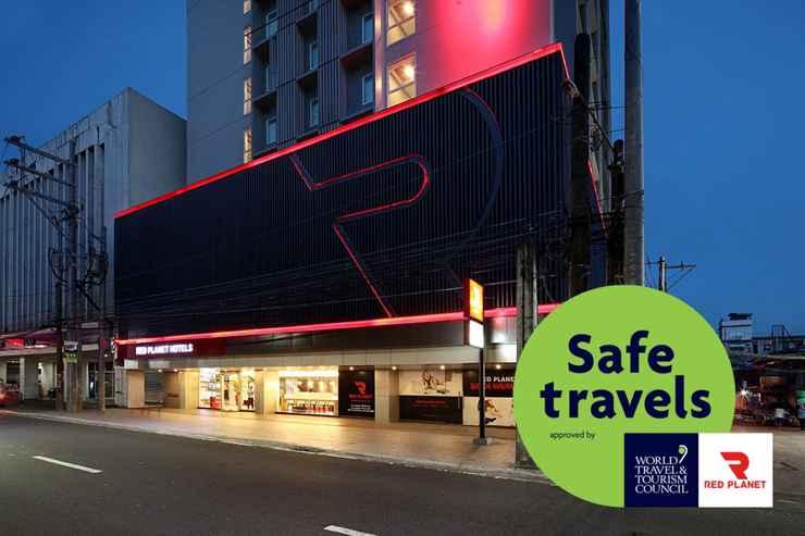 EXTERIOR_BUILDING Red Planet Aurora Boulevard -  For Quarantine Stays