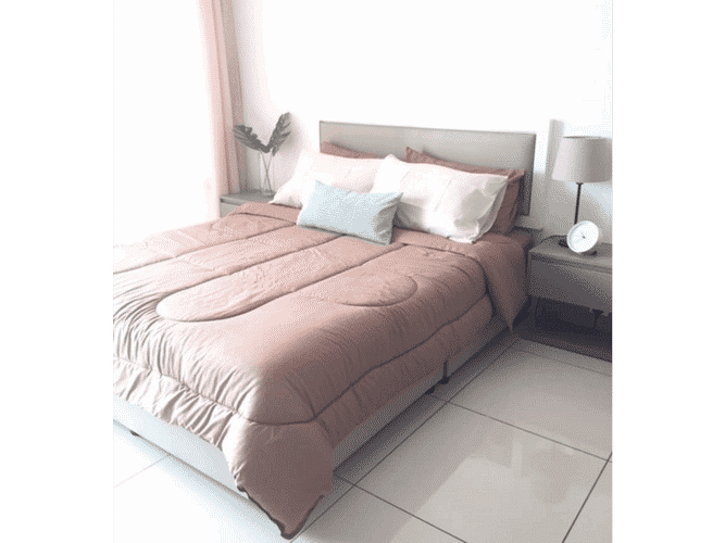 BEDROOM May's Place @ Evo Soho Suites