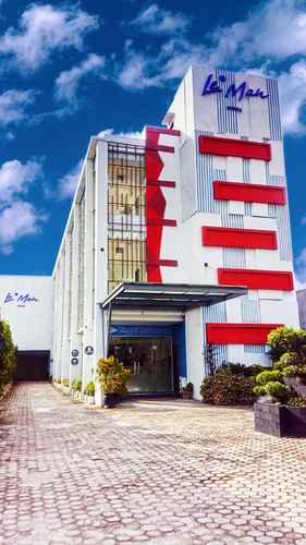 EXTERIOR_BUILDING Le'man Hotel Lampung