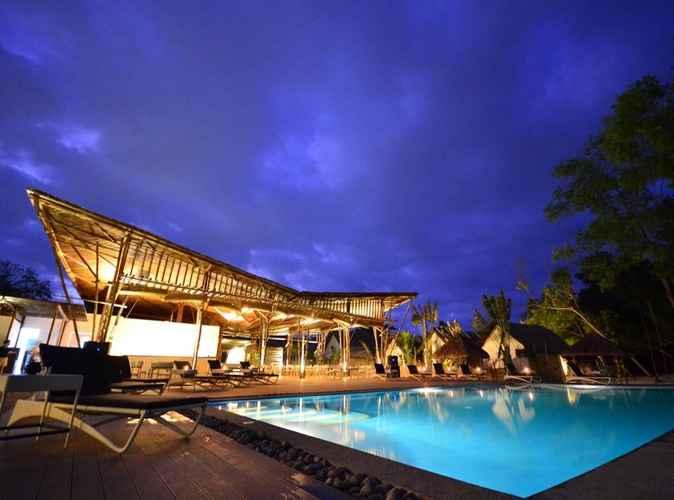EXTERIOR_BUILDING Blue Palawan Beach Club