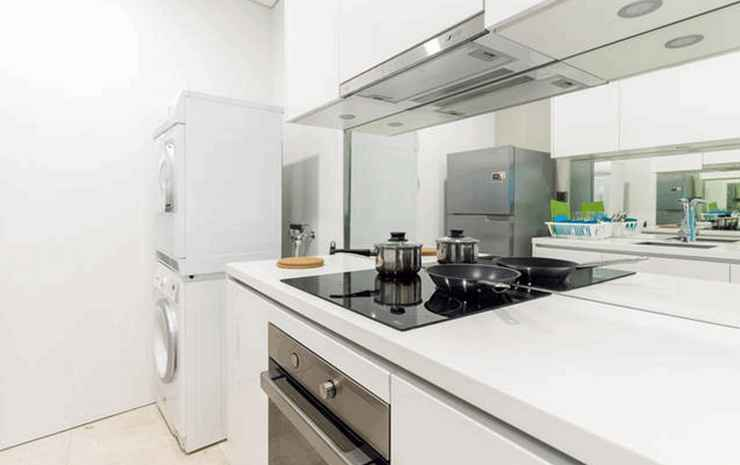 Vortex KLCC Apartments Kuala Lumpur - Two Bedroom Apartments