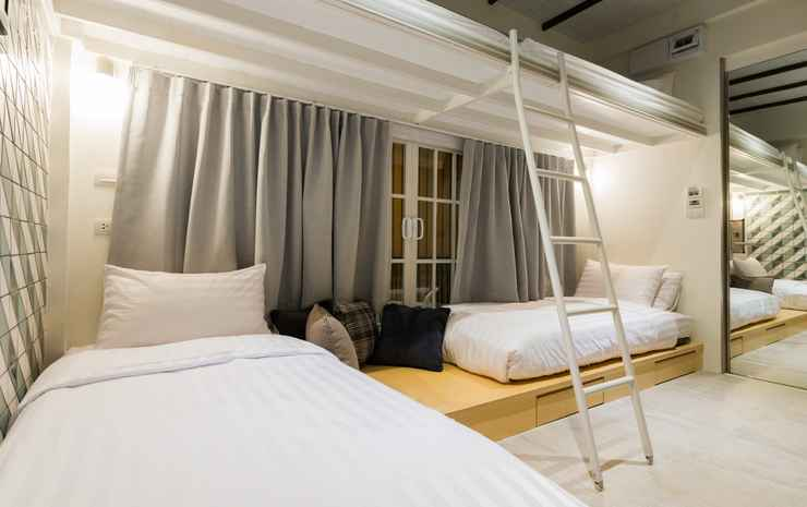The Pattern Boutique Hotel Bangkok - Quad Room - Room Only