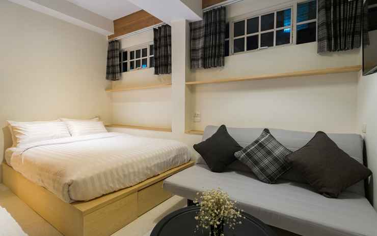 The Pattern Boutique Hotel Bangkok - Superior Room - Room Only
