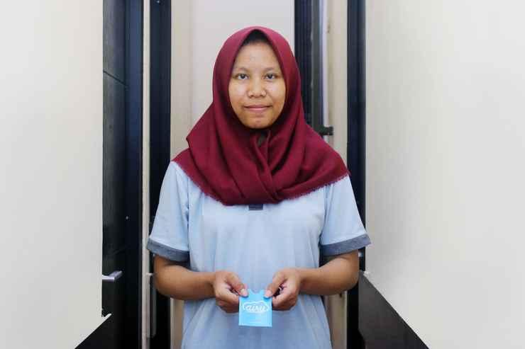 LOBBY Airy Eco Syariah Tanjung Priok Swasembada Barat Lima 8 Jakarta