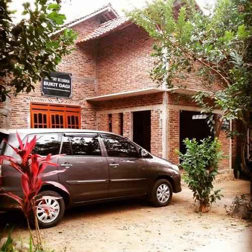 EXTERIOR_BUILDING Homestay Bukit Dagi Syariah