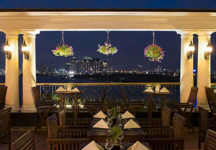 EXTERIOR_BUILDING Hotel Majestic Saigon