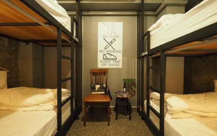 Slumwhite Bangkok - Dorm for 4 whole room